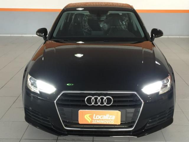 AUDI A4 2017/2018 2.0 TFSI ATTRACTION GASOLINA 4P S TRONIC