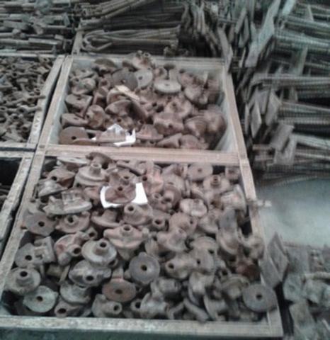 Barras de ancoragem, porcas, presilhas - Foto 6