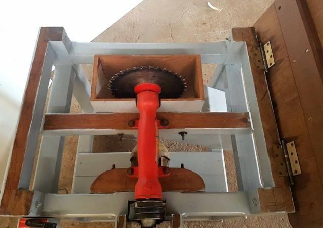 Máquina profissional de serra circular - Foto 3