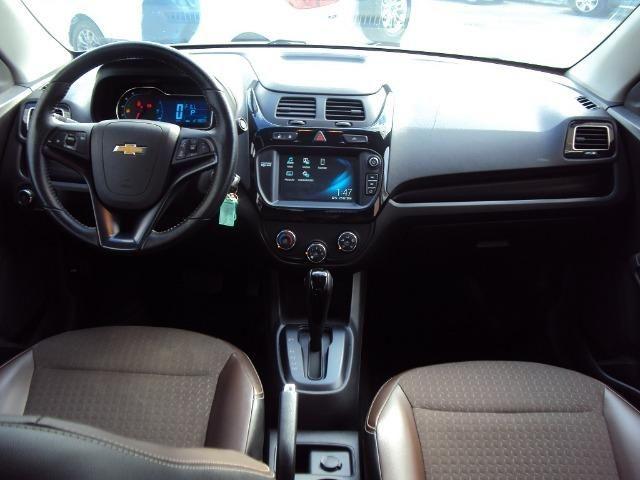 Chevrolet Cobalt LTZ 1.8 8V (Aut) (Flex) 2016/2016 - Foto 8