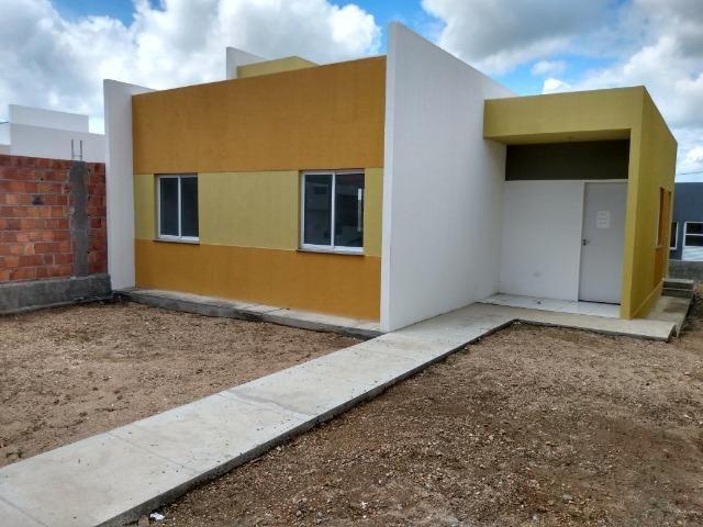 Casa Pronta - Financiamento caixa ou banco do brasil - 2 quartos - Pronta em Rendeiras - Foto 8