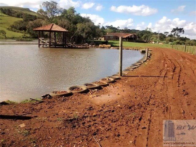 Fazenda 494.000m²(49,4 hectares) em Capão Alto SC - Foto 7