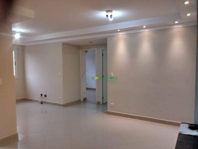 Apartamento com 3 dormitórios à venda, 70 m² por r$ 290.000 - urbanova - são josé dos camp
