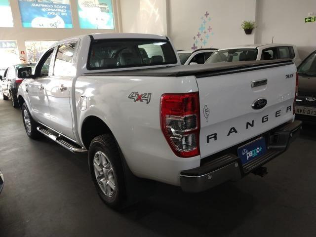 Ranger 3.2 XLT 4x4 Diesel AUT - Pickup Excelente - Foto 3
