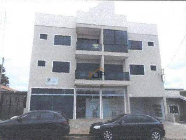 Prédio à venda, 138 m² por r$ 185.805,50 - centro - laranjeiras do sul/pr
