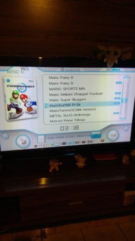 Vendo Nintendo Wii + HD externo 1 tb - Foto 6