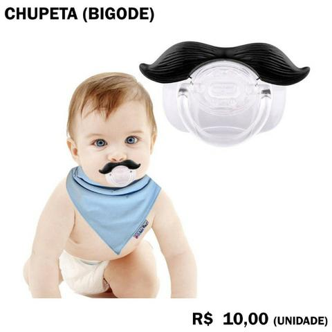 Chupeta Bigode