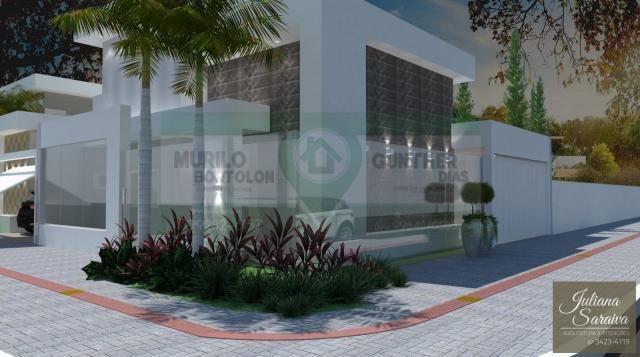 8127 | casa à venda com 2 quartos em jardim cristhais, dourados - Foto 4