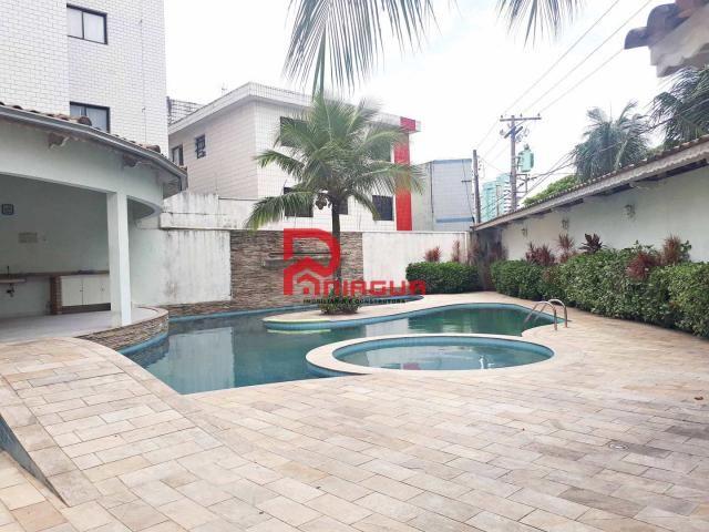 Casa de condomínio para alugar com 3 dormitórios em Canto do forte, Praia grande cod:1251 - Foto 4
