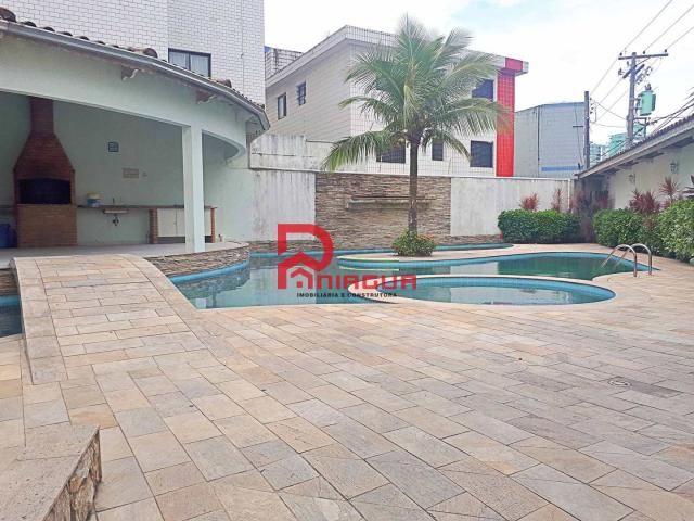 Casa de condomínio para alugar com 3 dormitórios em Canto do forte, Praia grande cod:1251 - Foto 2
