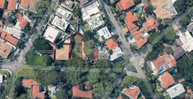 Terreno residencial à venda, Jardim Europa, São Paulo. - Foto 2