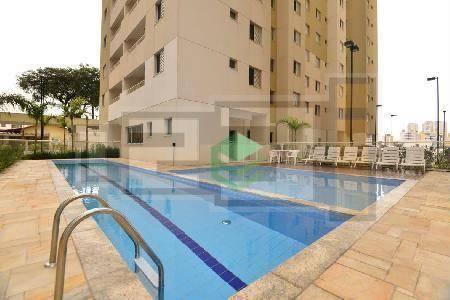 Apartamento com 2 dormitórios à venda, 52 m² por R$ 270.000 - Vila Santa Rita de Cássia -
