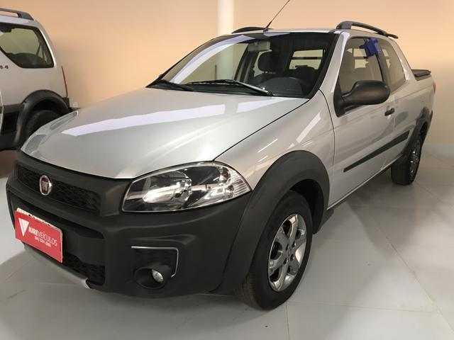 Fiat/Strada Working Hard 1.4 3portas Completo!!!