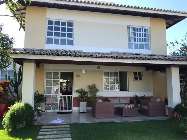 Casa 5 Suítes Itapuã Condomínio Golf 4 Rodas Alto Luxo