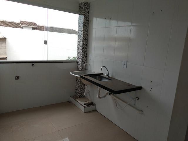 ALugo ao de 2qts sala conzinha com garagem 1.000.00reais - Foto 3