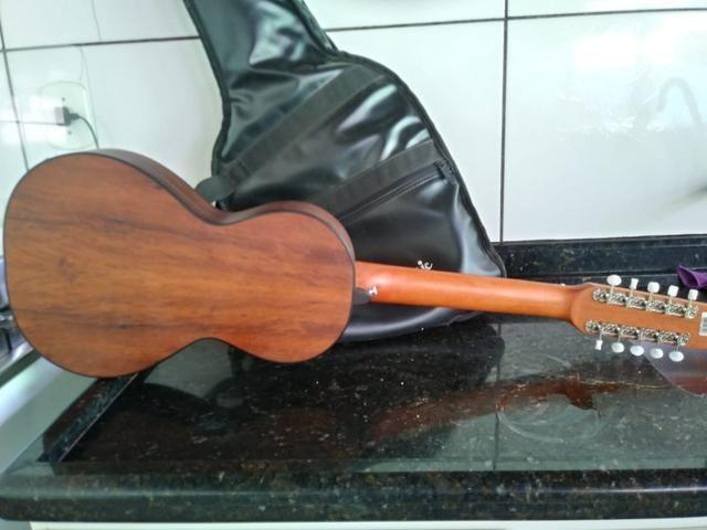 Viola caipira elétrica Rozini - Foto 3