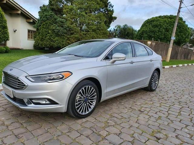 Ford Fusion 2.0 GTDI Ecoboost AWD 2018