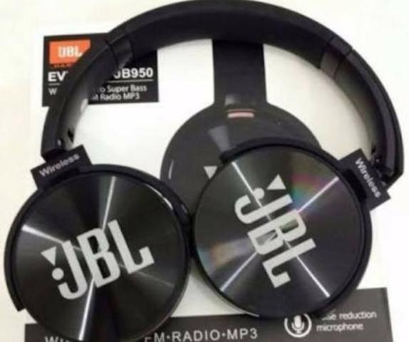 Fone Bluetooth Jbl Jb950 Everest Super Bass - Foto 4