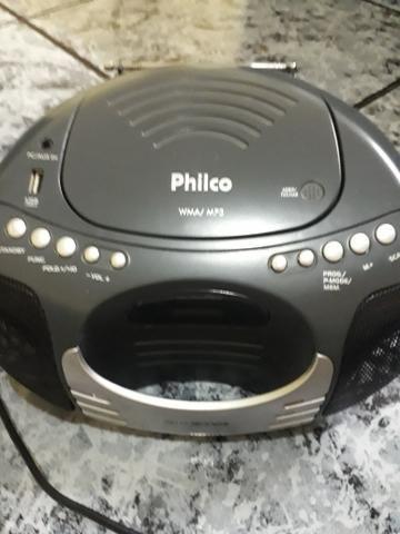 Mini system Philco. CONFIRA!!
