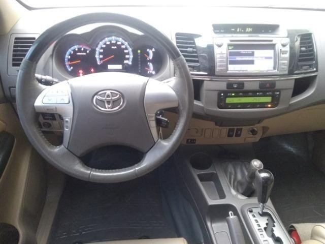 Toyota Hilux SW4 SRV 3.0 - Foto 6
