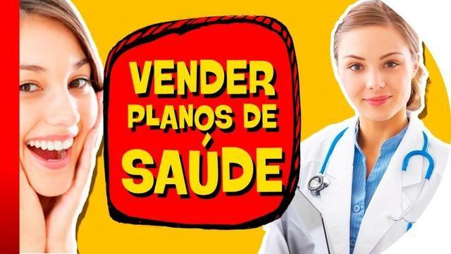 Vendedor e vendedora Planos de Saude e Planos Odontológicos
