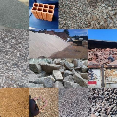 O Melhor Seixo Areia Brita Cascalho Pedra Rachão O Melhor de Manaus