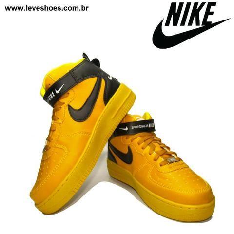 Tênis Nike Bota Air Force TM - Foto 6