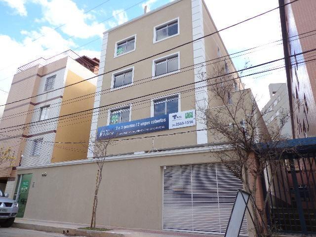 Apartamento com aproximadamente 72,80 m² com sala para 2 ambientes, 03 quartos sendo 01 su - Foto 10