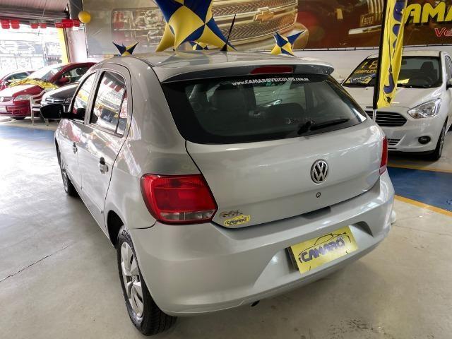 Vw - Volkswagen Gol G6 4 Portas Completo, Impecavel - Foto 6