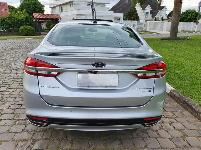 Ford Fusion 2.0 GTDI Ecoboost AWD 2018 - Foto 6