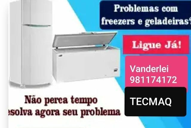 TECMAQ refrigeração assistência técnica - Foto 3