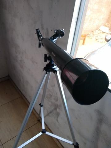 Vendo ou troco telescópio - Foto 2