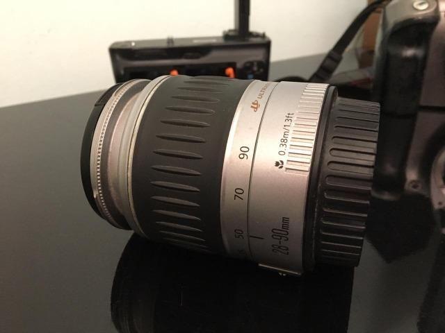 Câmera Canon Eos Rebel R$ 350,00!!! - Foto 3