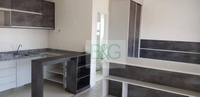 Studio com 1 dormitório para alugar, 34 m² por r$ 2.101,00/mês - ipiranga - são paulo/sp - Foto 6