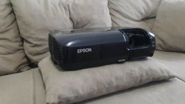 Projetor Epson PowerLite S6+ com Garantia de 6 Meses - Foto 3