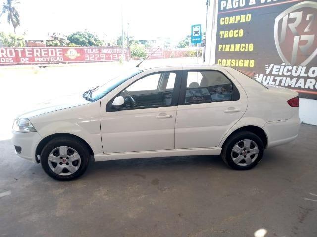 Fiat - Siena ELX 1.4 Flex e GNV, Completo, Som, Trava, Alarme, Revisado, Garantia - Foto 4