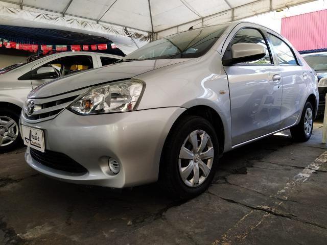 Toyota etios 2014/2014 1.5 xs 16V flex 4P manual - Foto 3