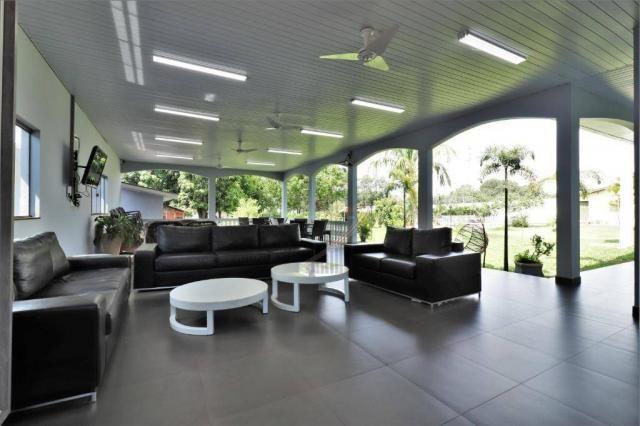 Chácara à venda e *permuta, 4500 m² - Porto Dourado - Foto 12