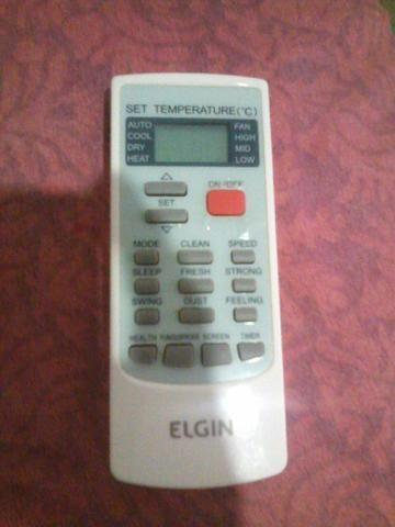Comtrole de ar comdicionado elgin