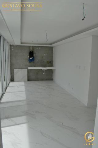 Mansão no Alphaville Fortaleza com 4 Suítes e Arquitetura diferenciada - Foto 9