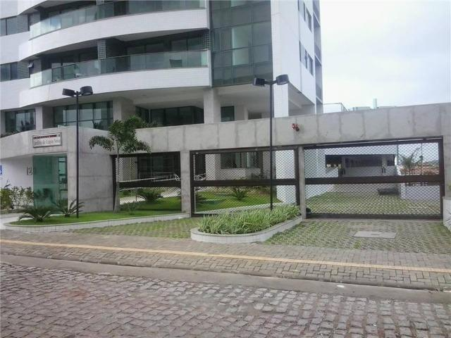 Apartamento com 3/4 e 117m² - Jardins de Lagoa Nova