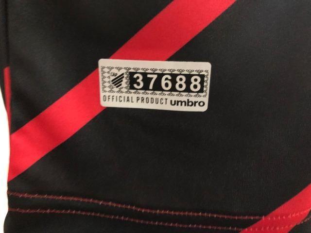 Camisa Atl. Paranaense + Nome + Número + Frete Grátis - Foto 4