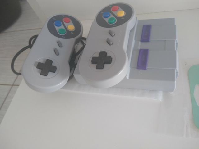 Vendo Nintendo Retrô - Foto 3