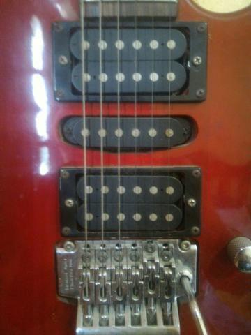Guitarra Shelter usa stratocaster - Foto 3