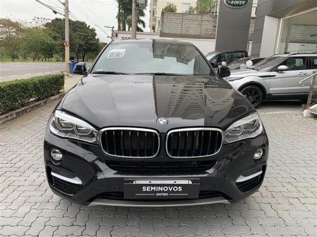BMW X6 3.0 35I 4X4 COUPÉ 6 CILINDROS 24V GASOLINA 4P AUTOMÁTICO - Foto 2