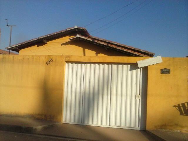 Aluga-se ou vende uma casa em Demerval Lobão, desistência da Caixa! - Foto 2