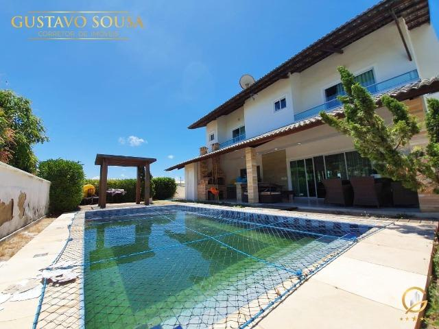 Linda Casa no Alphaville Fortaleza com piscina privativa - Foto 4