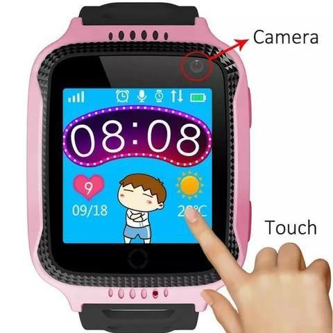 Black Friday - Relógio Infantil GPS - SOS - Foto 4