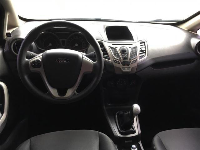 Ford Fiesta 1.6 se hatch 16v flex 4p manual - Foto 9