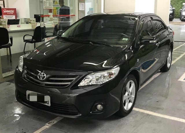 Corolla XEI 2013 automático completo